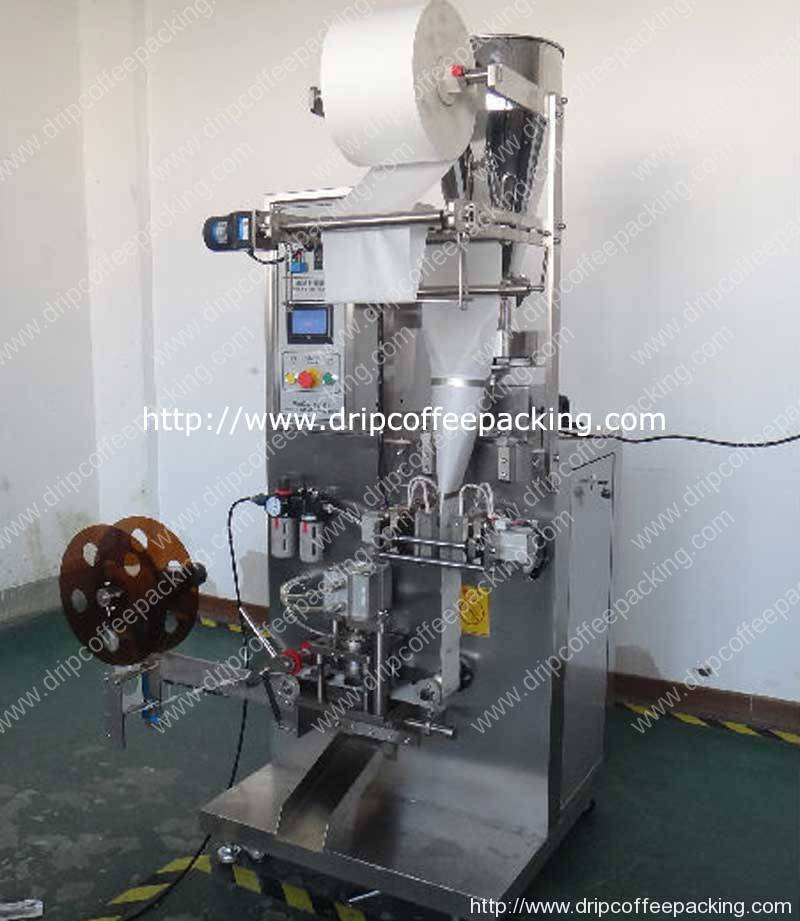 Automatic Round Tea Pods Packing Machine