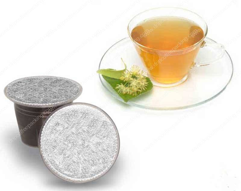 English-Black-Tea-Breakfast-Tea-Capsules-Filling-Sealing-Machine