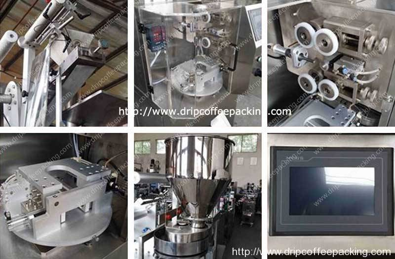Measuring-Cup-Filling-Type-Pyramid-Tea-Bag-Packing-Machine-Introduction
