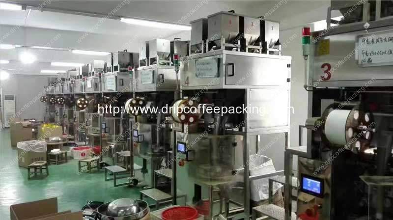 Pyramid-Tea-Bag-Packing-Machine-in-Tea-Packing-Factory