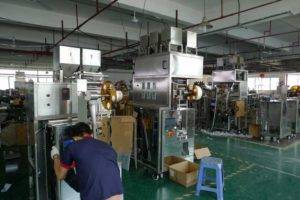 Pyramid Tea Bag Packing Machine for Mexico Customer