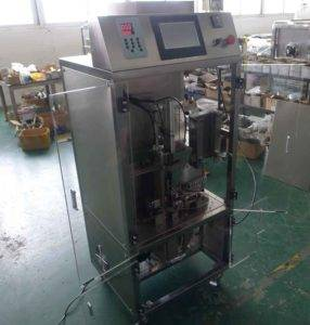 Automatic Vacuum Tea Bag Packing Machine with Inner Bag and Outer bag