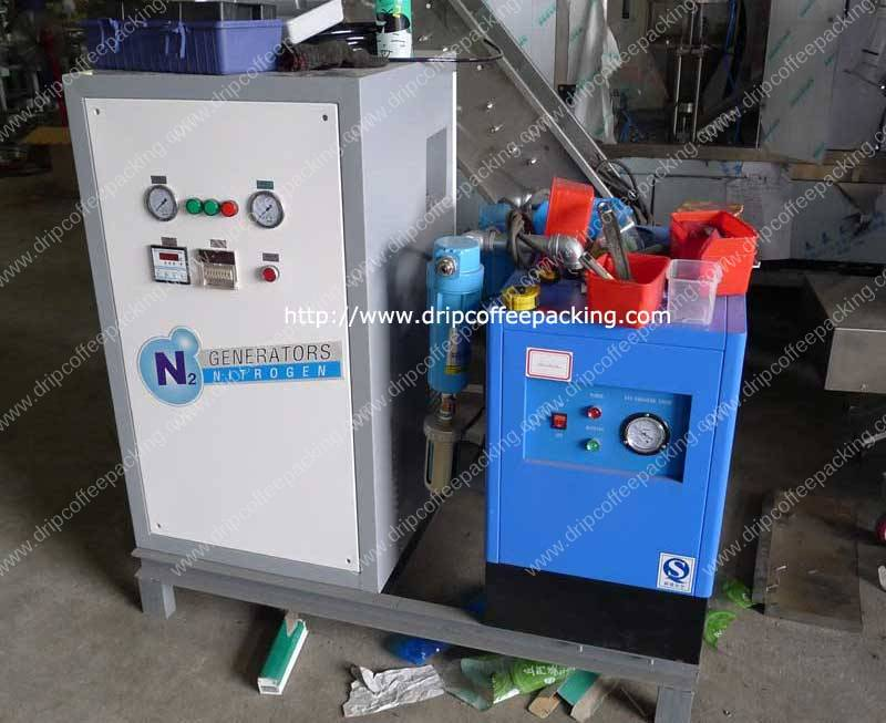 Nitrogen-Generator-for-Drip-Coffee-Bag-Packing-Machine