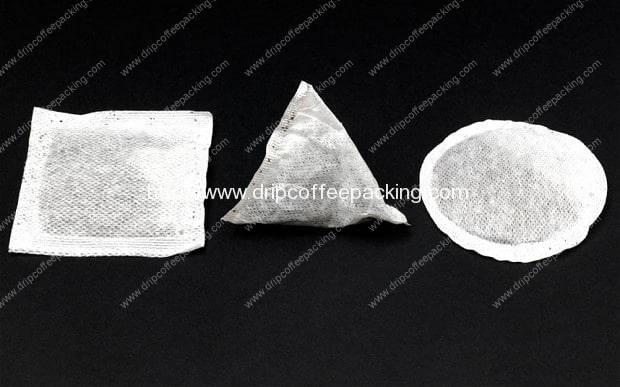 Pyramid tea bags better than round