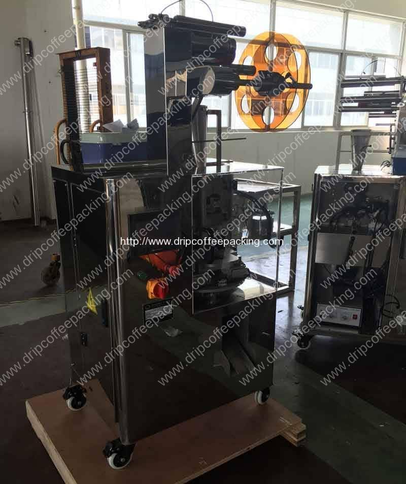 Automatic-Pyramid-Tea-Bag-Packing-Machine-Packing-Parts-Delivery-for-UK-Customer