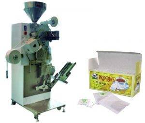 High Speed Tea Bag Packnig Machine and String Tag Adding Machine with Box Packing Function
