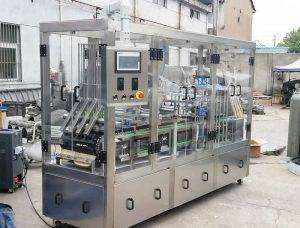 Automatic Ronnefeldt Tea Capsules Double Layer Sealing Filling Packing Machine