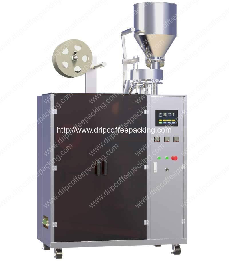 Ultrasonic Sealing Type Drip Coffee Bag Packing Machine for Sale