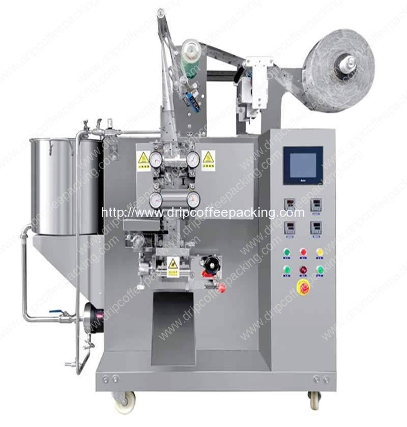 Continuous-High-Speed-Sauce-Filling-Packing-Machine