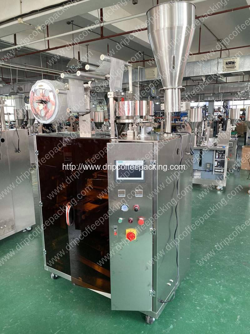Automatic-Drip-Coffee-Bag-Packing-Mcahine-Ready-for-Brasil-Customer