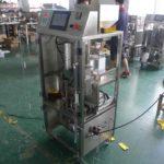 Vacuum automática do saquinho de chá Máquina de embalagem com saco interno e saco exterior