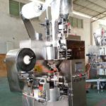 Nylon Tea Bag Packing Machine for Sri Lanka Customer