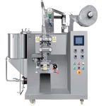 Continuous High Speed Sauce Filling Packing Machine